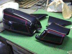 画像1: Z400FX E2 紺外装一式ペイント料金