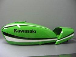 画像1: KH250/400最終型ライムグリーン図面つきウレタン塗料セット