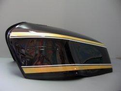 画像1: Z1000MKII Hカラー黒赤外装一式ペイント料金
