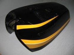 画像1: Z400FX E1タイガー外装一式ペイント料金