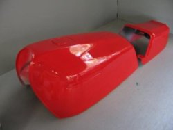 画像1: Z400FX E1赤外装一式ペイント料金