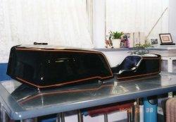 画像1: Z1R ブラック図面つきウレタン塗料セット