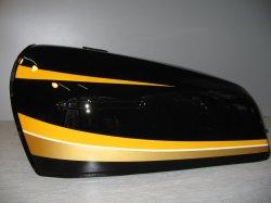 画像1: Z400FX  タイガーカラー図面つきウレタン塗料セット