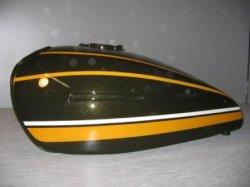 画像1: ZI・ZII タイガーカラー外装一式ペイント料金